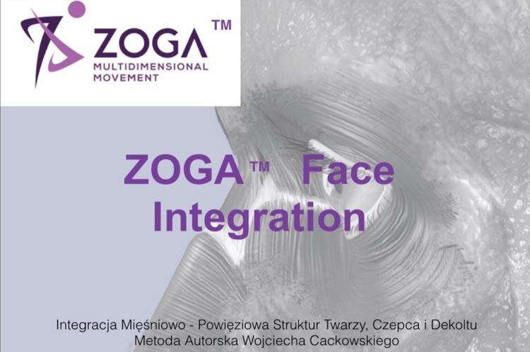 Masaż powięziowy twarzy Zoga Face Integration